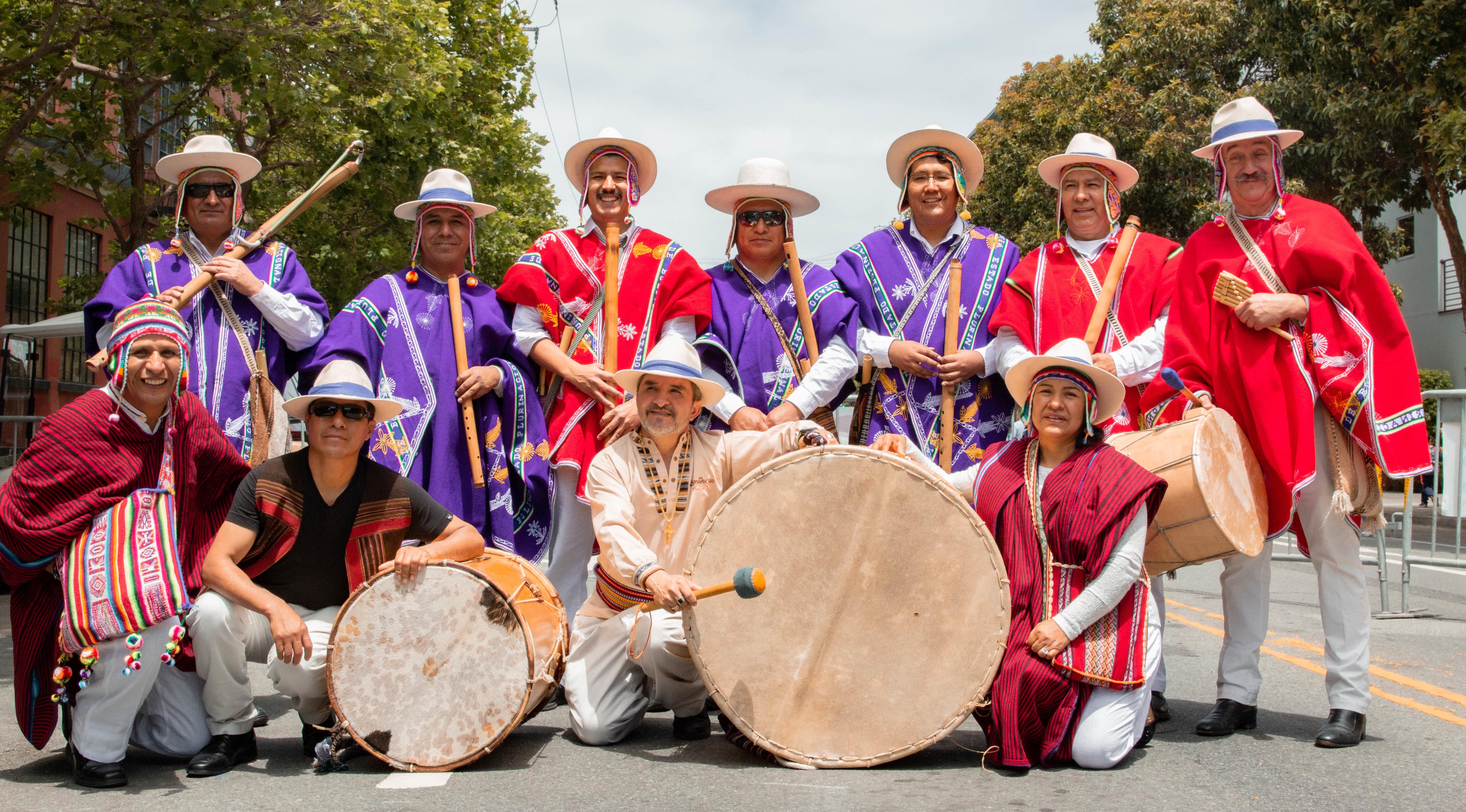 1. Comunidad Anqari-SF Carnaval 2